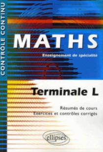 Mathématiques - Terminale L - Enseignement de spécialité