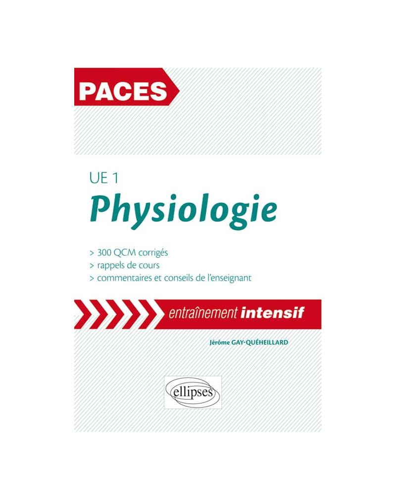 UE1 - Physiologie