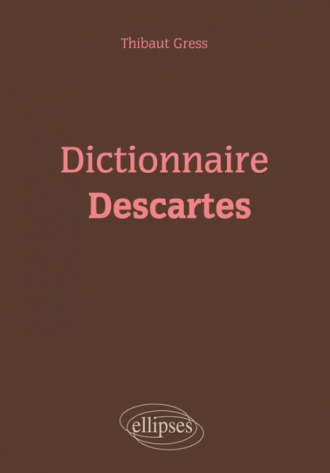 Dictionnaire Descartes