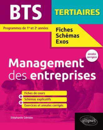 Management des entreprises. BTS tertaires
