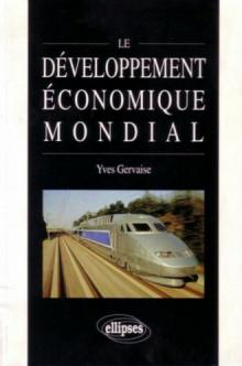 Le développement économique mondial