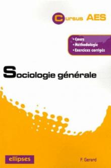 Sociologie générale