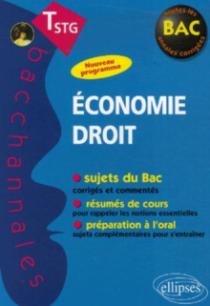 Économie-Droit. Terminale STG