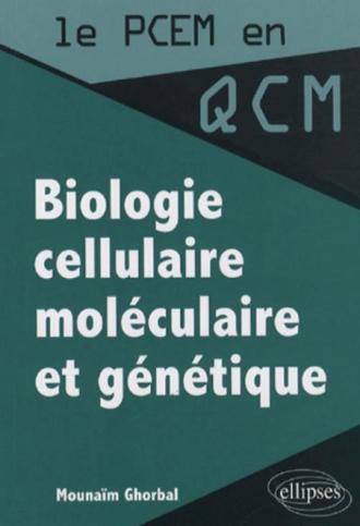 Biologie cellulaire, biologie moléculaire et génétique