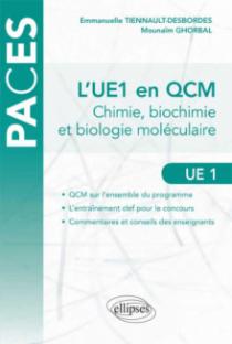 L`UE1 (Chimie, Biochimie et biologie moléculaire) en QCM
