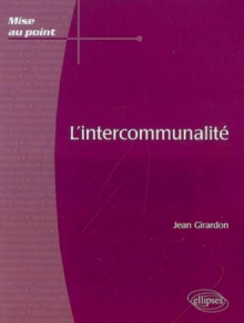 L'intercommunalité