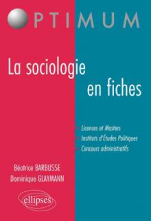 La sociologie en fiches