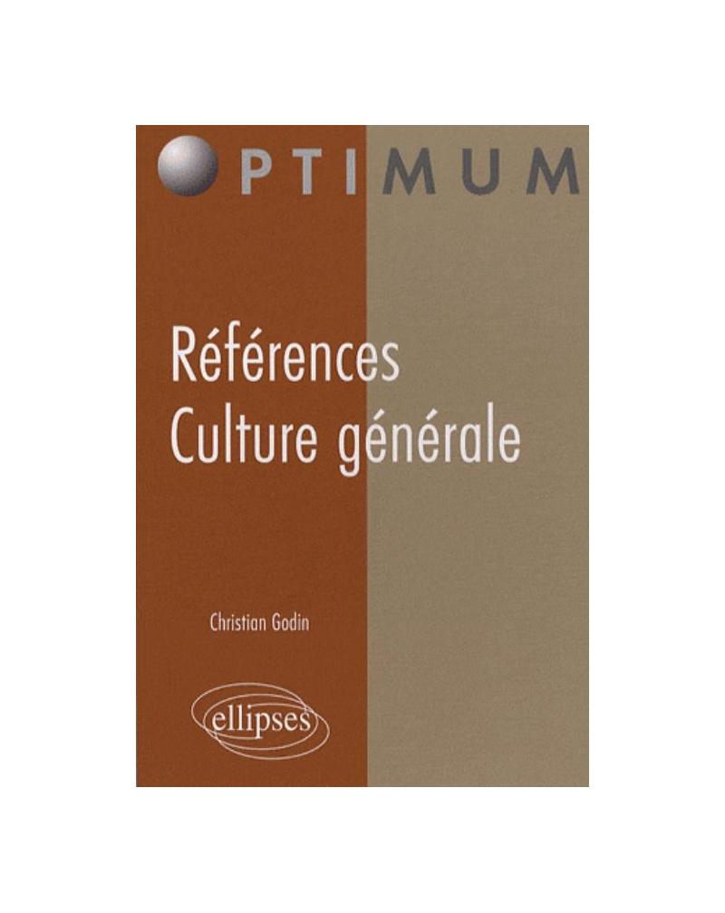 Références. Culture générale