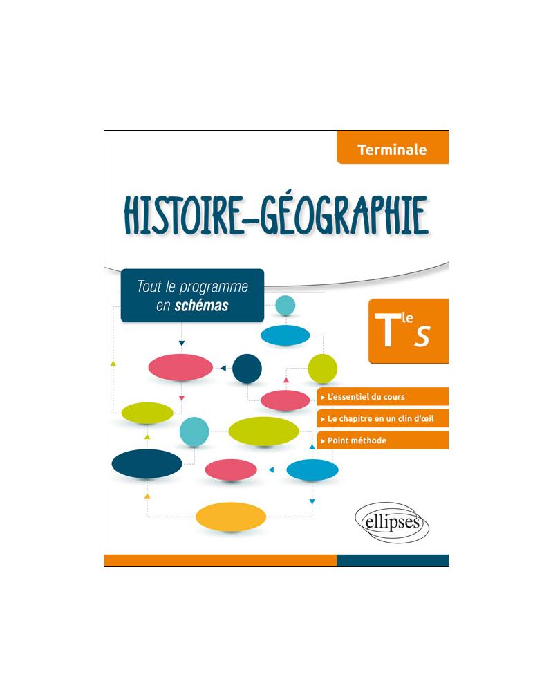 Histoire-Géographie - Terminale S - tout le programme en schémas