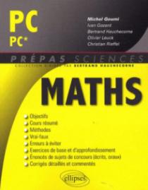 Mathématiques PC/PC*