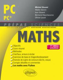 Mathématiques PC/PC* - 3e édition actualisée