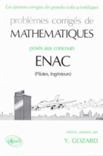 Mathématiques ENAC (Pilotes, Ingénieurs) - 1984-1990