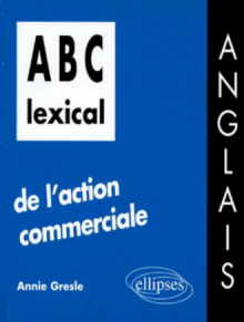ABC lexical de l'action commerciale (anglais)