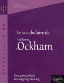 Le vocabulaire d'Ockham