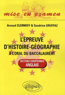 Histoire-Géographie - Bac mention Sections européennes (anglais)