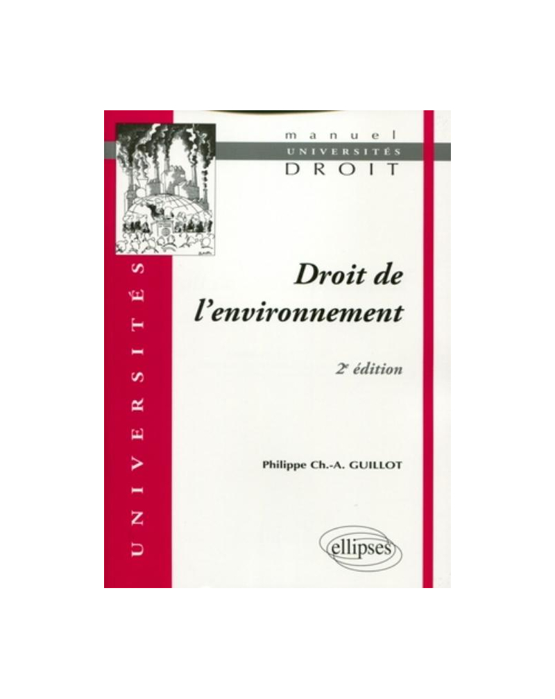 Droit de l'environnement - 2e édition