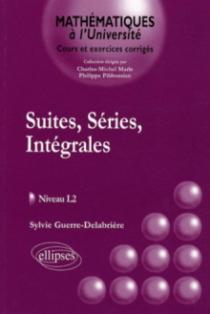 Suites, Séries, Intégrales - Cours et exrercices corrigés niveau L2