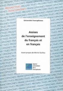 Assises de l'enseignement du et en français