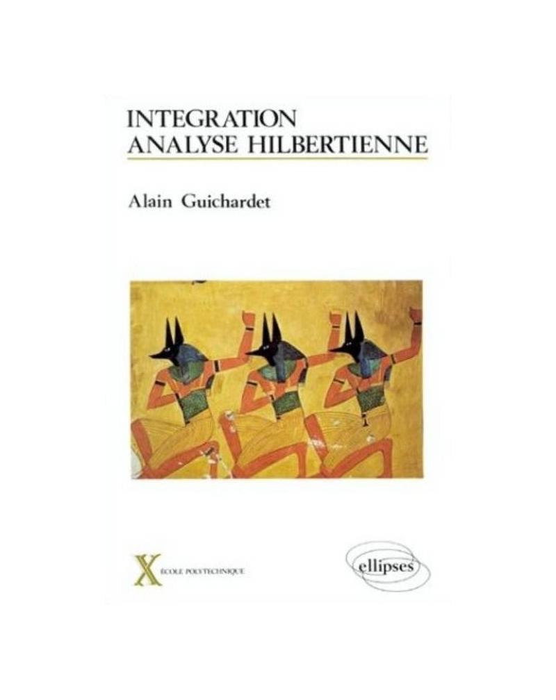 Intégration - Analyse hilbertienne