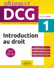 UE1 - Introduction au droit - UE1