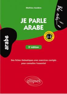Je parle arabe 2e édition avec fichiers audio