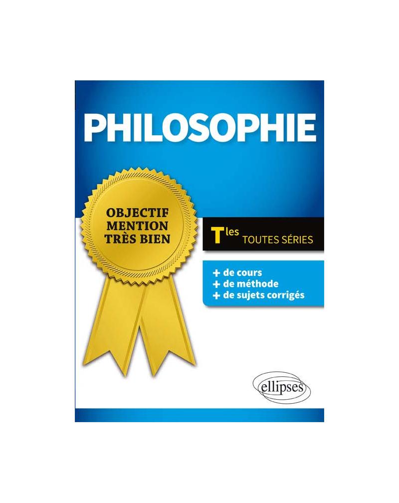 Philosophie - Terminales toutes séries