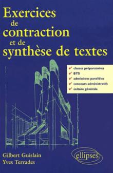 Exercices de contraction et de synthèse de textes