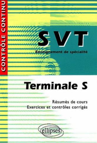 SVT - Enseignement de spécialité - Terminale S
