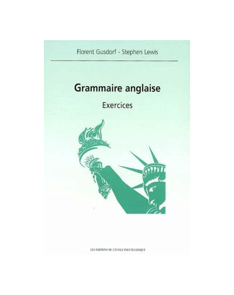 Grammaire anglaise - Exercices