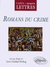 Romans du crime
