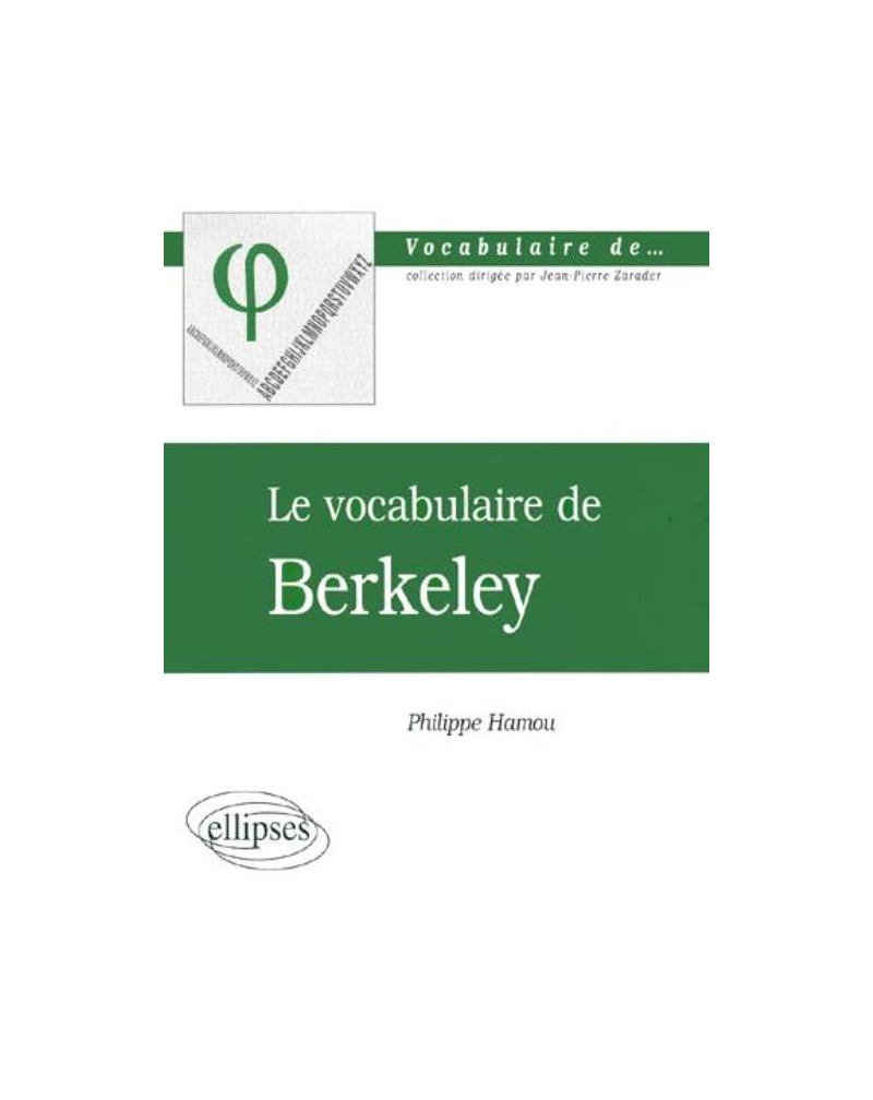 vocabulaire de Berkeley (Le)