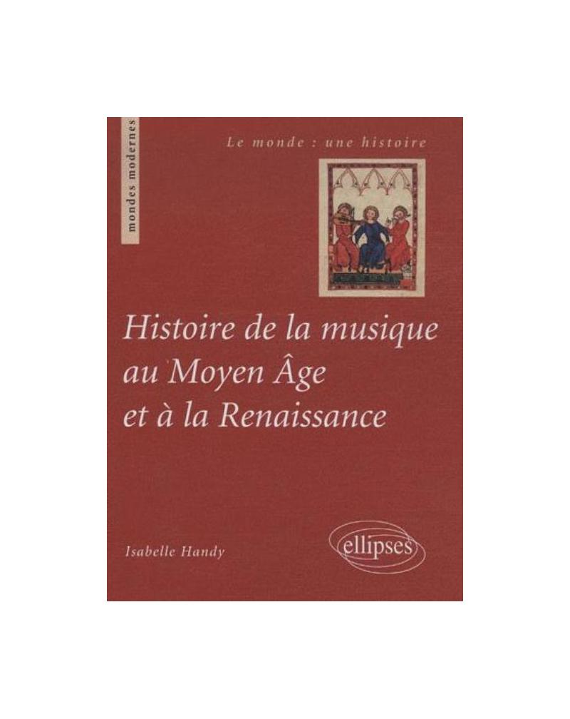 Histoire de la musique au Moyen Âge et à la Renaissance