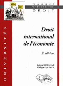 Droit international de l'économie - 2e édition
