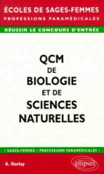 QCM de biologie et sciences naturelles
