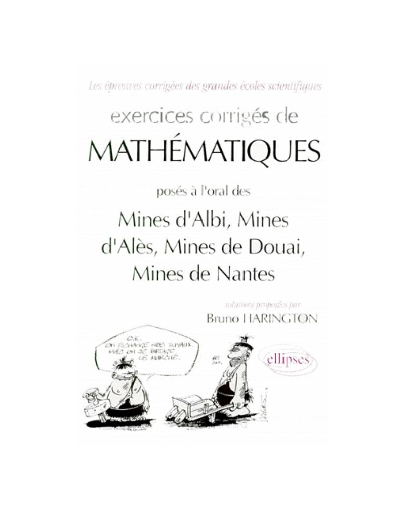 MATHEMATIQUES TOME B EXERCICES CORRIGES - Collectif