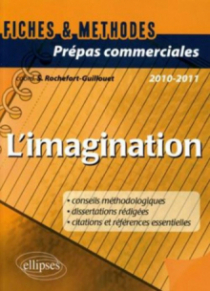 L'imagination. Epreuve culture générale CPGE com