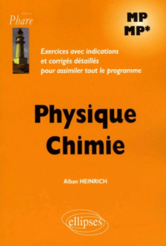 Physique-Chimie MP-MP*