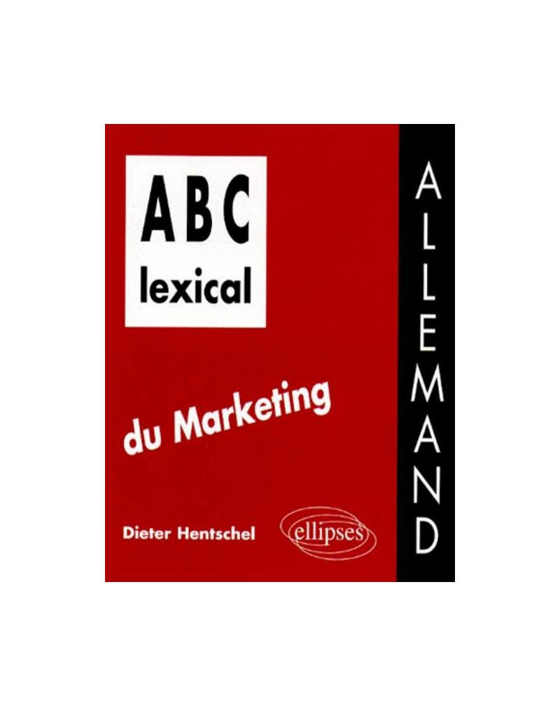 ABC lexical du marketing (allemand)