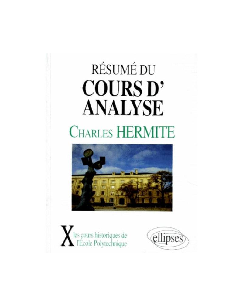 Résumé du cours d'Analyse