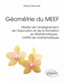 Géométrie du MEEF (Master de l'enseignement, de l'éducation et de la formation) en Mathématiques - CAPES de mathématiques