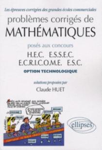 Mathématiques HEC (option technologique)