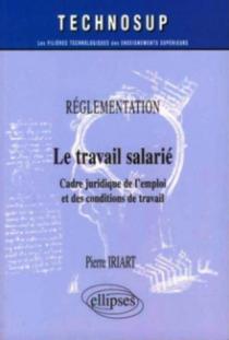Réglementation, Le travail salarié, Cadre juridique de l'emploi et les conditions de travail - Niveau A