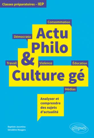 Actu Philo & Culture gé