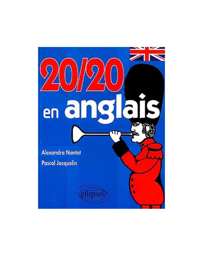 20 sur 20 en anglais