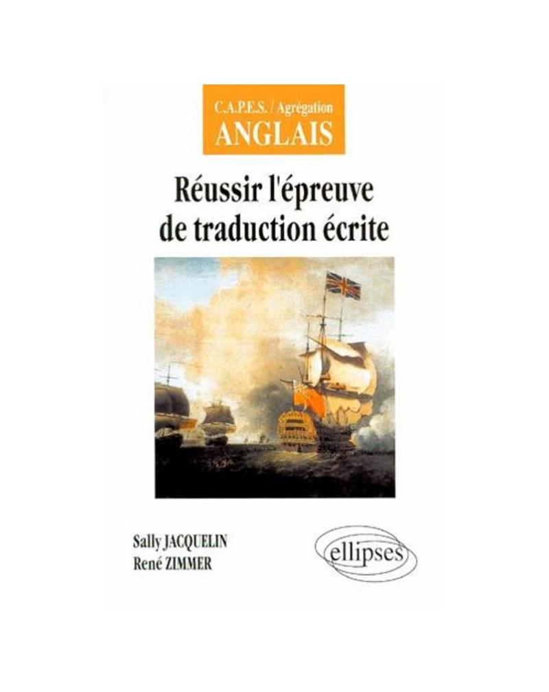 Réussir l'épreuve de traduction écrite