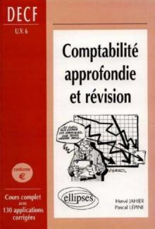 Comptabilité approfondie et révision DECF (UV n°6)