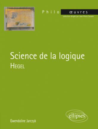 Science de la logique, Hegel