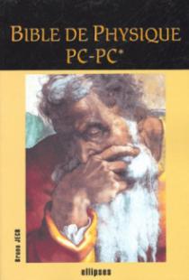 Bible de physique PC - PC*