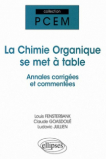 La chimie organique se met à table. Annales de l'université