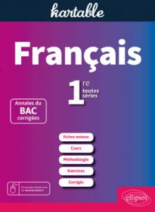 Français. 1re toutes séries